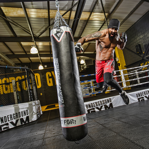 X1 Training Punch Bag 4