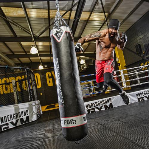 X1 Training Punch Bag 4