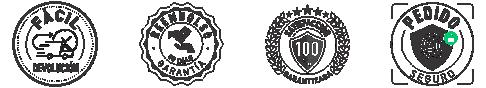 Iconos de Garantía