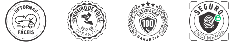 Garanta ícones