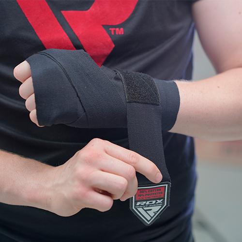 Rdx Hw Professional Boxing Hand Wraps Rdx 174 Sports Uk
